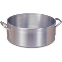 Vollrath 67228 Classic Select Heavy Duty Aluminum Brazier 28 Qt.