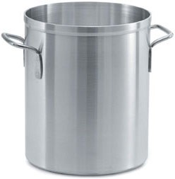 Vollrath 67524 Wear-Ever Classic Aluminum Stock Pot 24 Qt.