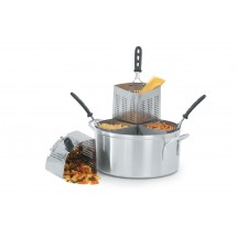 Vollrath 68127 Pasta & Vegetable Aluminum Cooker Set