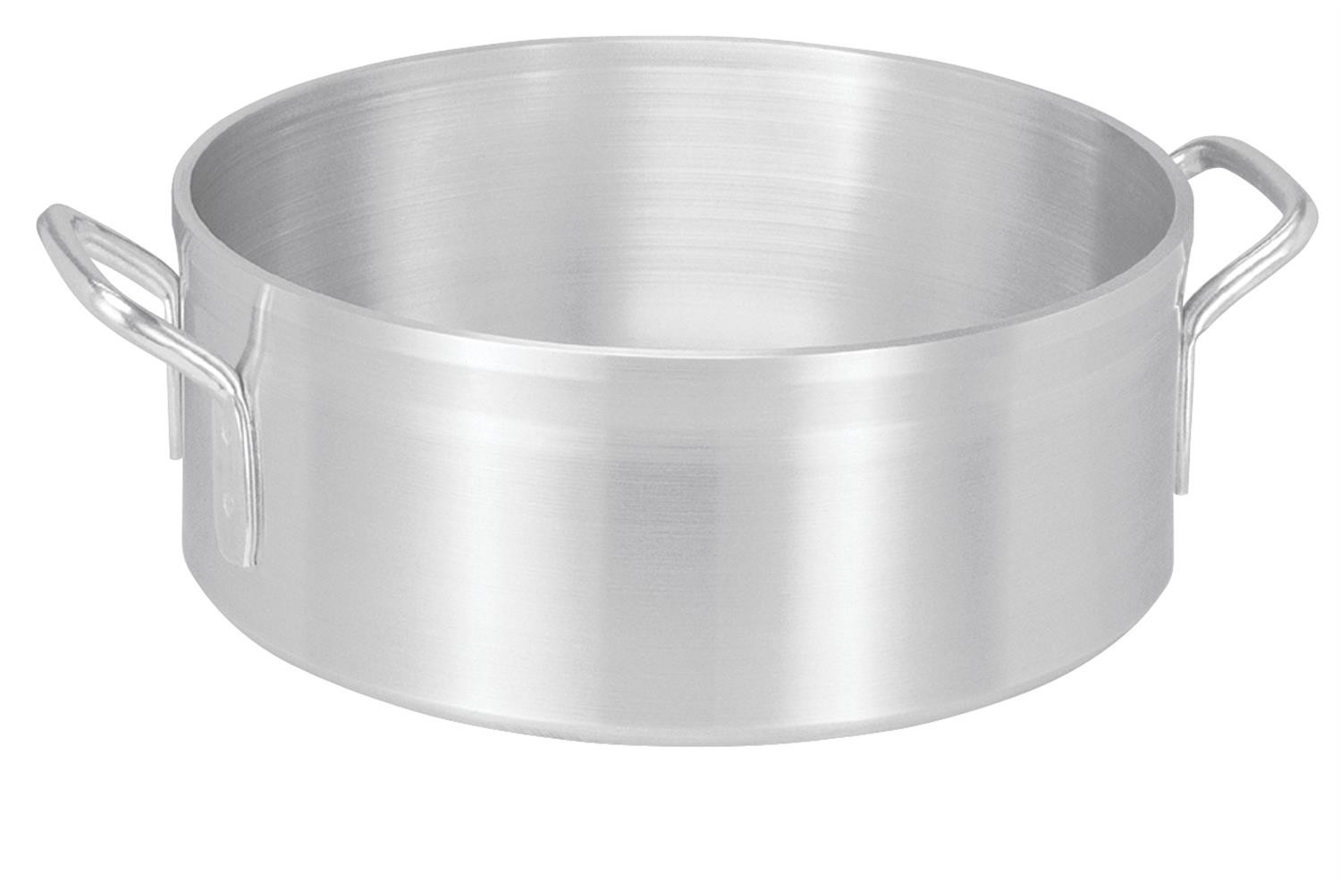 Vollrath 68215 Wear-Ever Classic Select Heavy Duty Aluminum Brazier 15 Qt.