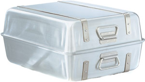Vollrath 68360 Aluminum Double Roaster Set 25 Qt.