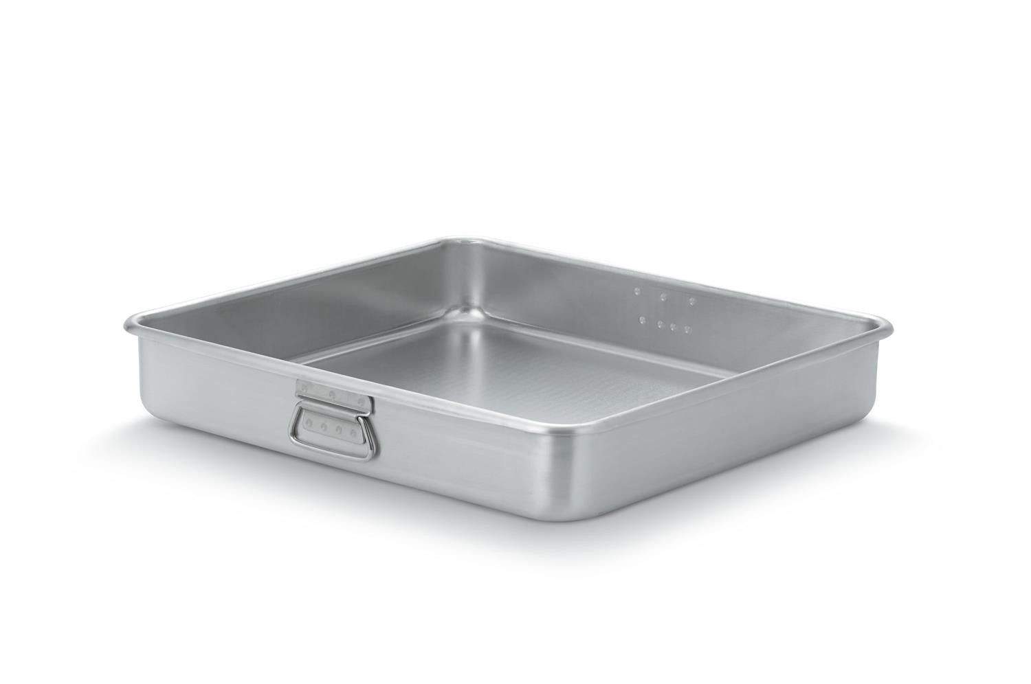 Vollrath 68364 Aluminum Roasting Pan Top 23-1/2 Qt.