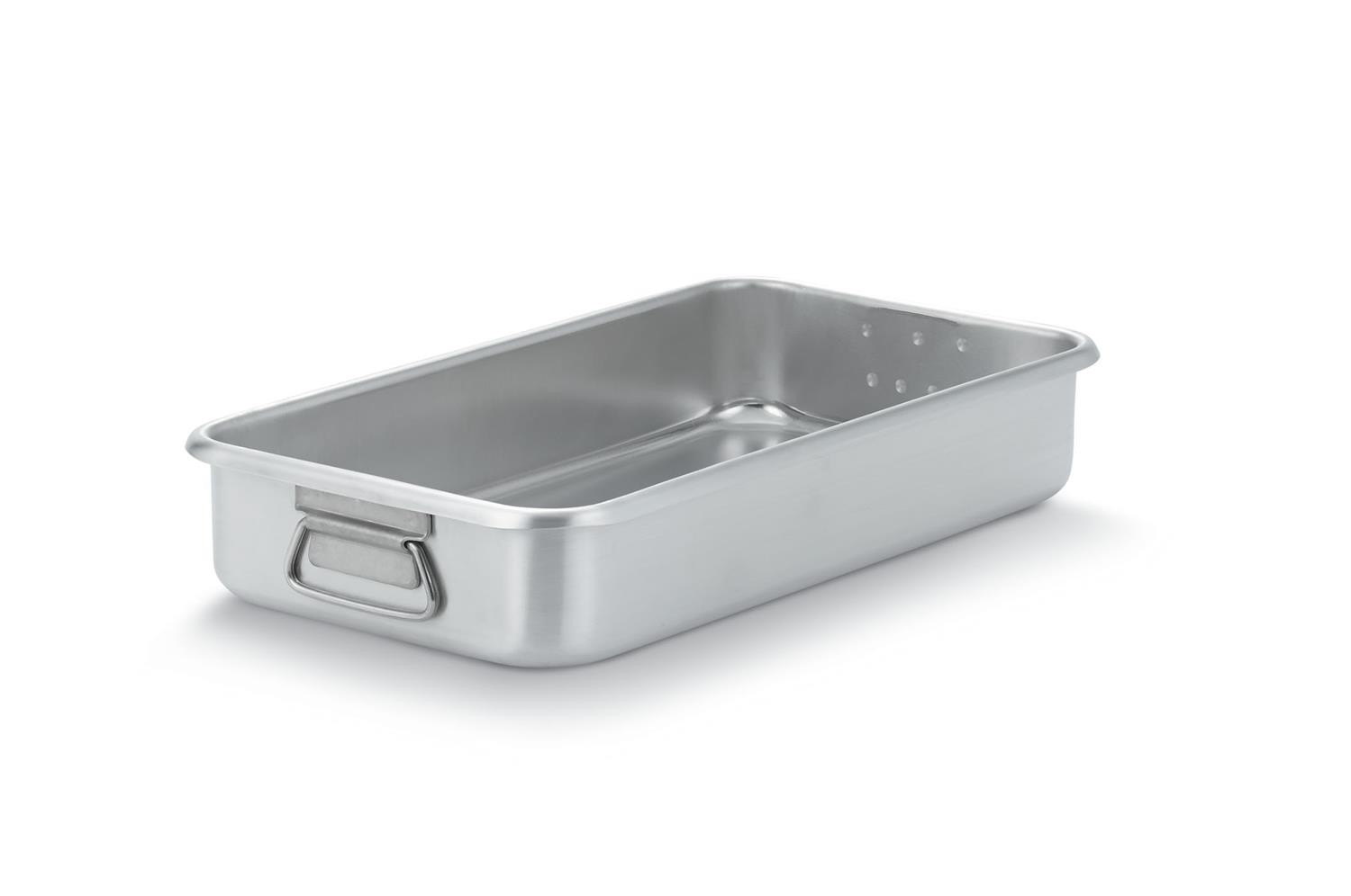Vollrath 68366 Aluminum Roasting Pan Bottom 11.75 Qt.