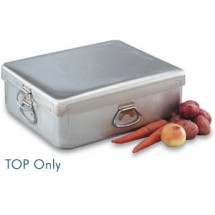 Vollrath 68392 Heavy-Duty Aluminum Roasting Pan Cover 14 Qt.