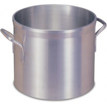 Vollrath 68426 Heavy Duty Aluminum 26 Qt Sauce Pot