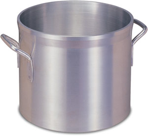 Vollrath 68426 Wear-Ever Classic Select Heavy Duty Aluminum Sauce Pot 26 Qt.