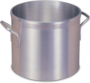Vollrath 68460 Wear-Ever Classic Select Heavy Duty Aluminum Sauce Pot 60 Qt.