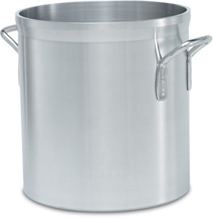 Vollrath 68624 Classic Select Heavy-Duty Aluminum Stock Pot 25 Qt.