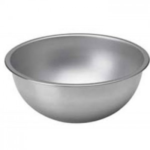Vollrath 69040 Stainless Steel Mixing Bowl 4 Qt.