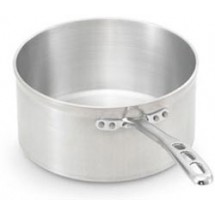 Vollrath 69448 Aluminum 8-1/2 Qt Straight Sided Sauce Pan