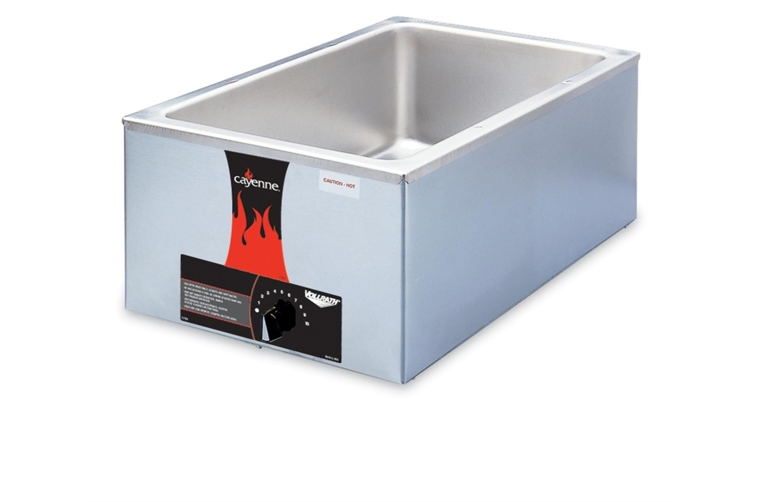 Vollrath 72000 Countertop Food Warmer