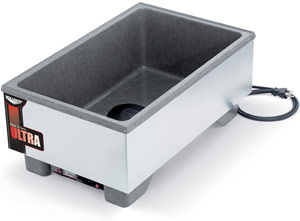 Vollrath 72023 Cayenne Full Size Heat N' Serve Ultra Countertop Warmer