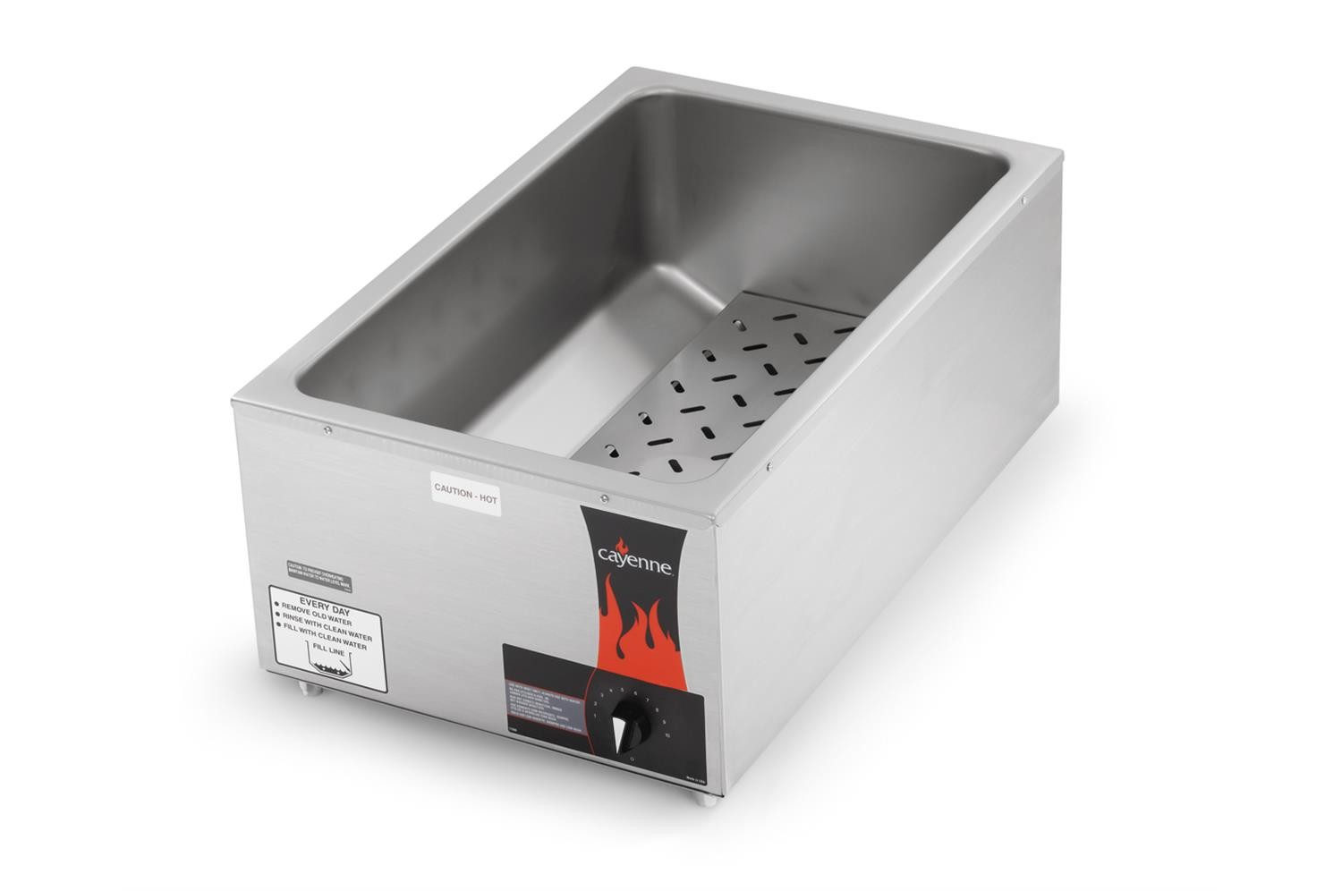 Vollrath 72090 Full Size Countertop Cooker