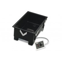 Vollrath 72107 Drop In Warmer