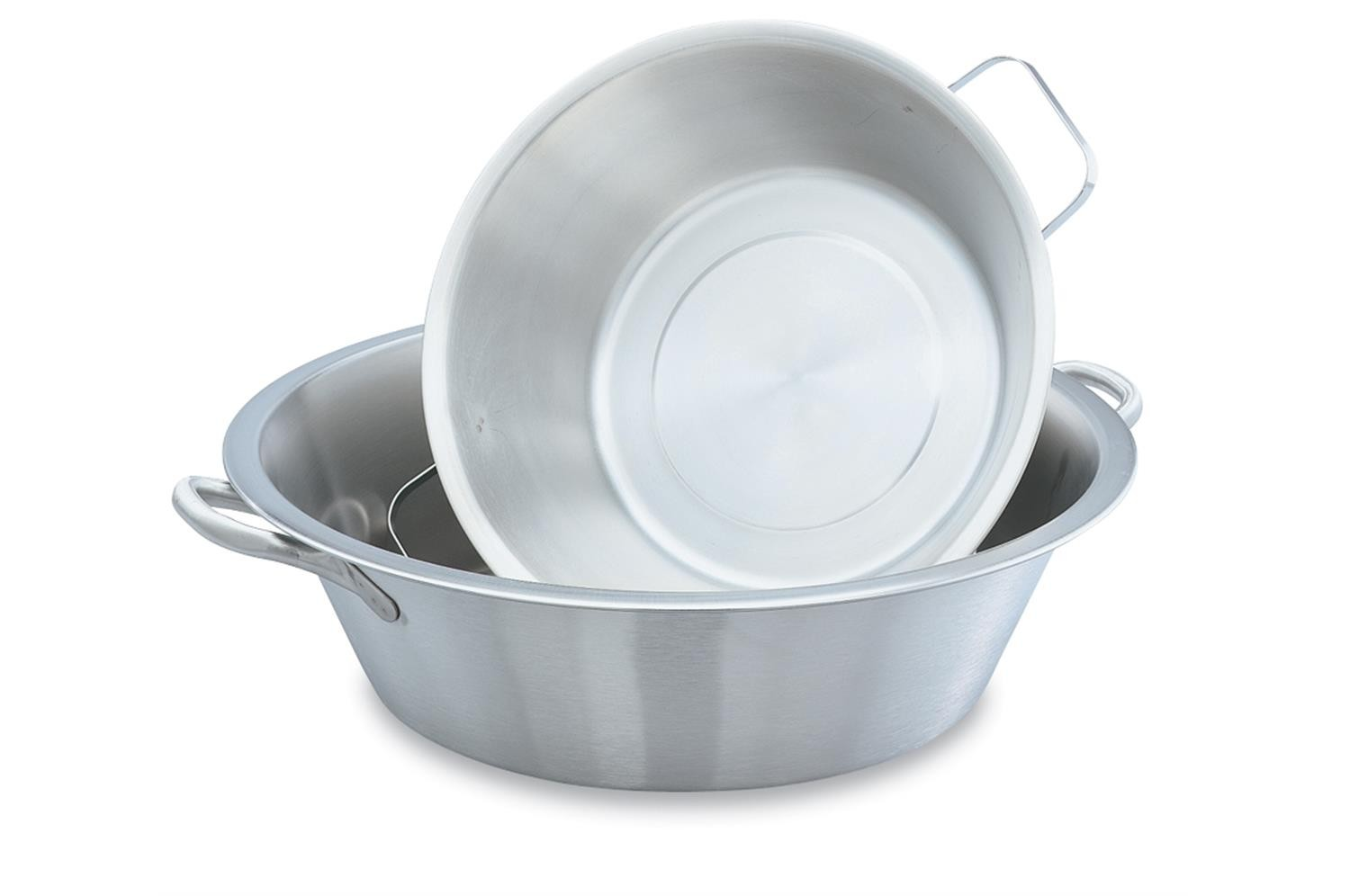 Vollrath 72240 24 Quart Round Food Pan