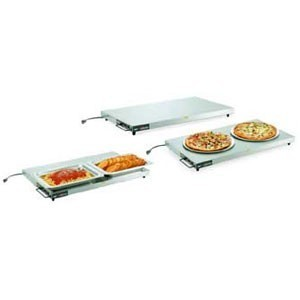 Vollrath 7277048 Cayenne Left-Aligned Heated Shelf Warmer 48""