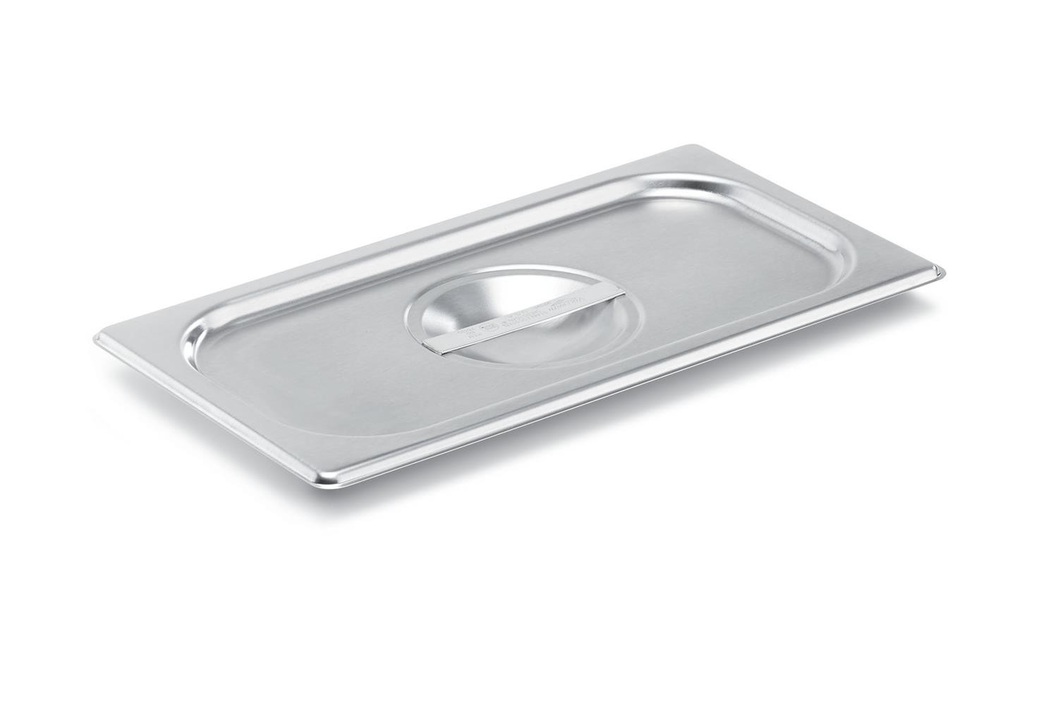 Vollrath 75130 Stainless Steel Pan Cover