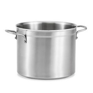 Vollrath 77523 Tribute Stainless Steel Stock Pot 22 Qt.