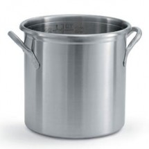 Vollrath 77630 Try Ply Stainless Steel Stock Pot 38-1/2 Qt.