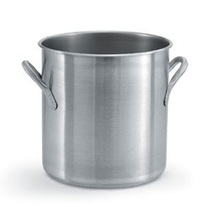 Vollrath 78640 Classic Stainless Steel Stock Pot 60 Qt.