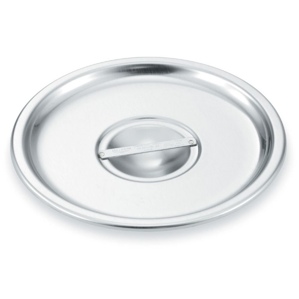 Vollrath 78682 Stainless Steel Stock Pot Cover 13-7/8""