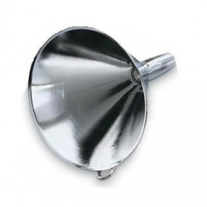 Vollrath 84780 Stainless Steel Funnel 64 oz.