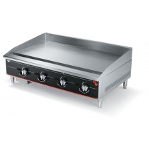 """Vollrath 948GGM Cayenne Heavy Duty Countertop Griddle with Manual Controls 48"""""""
