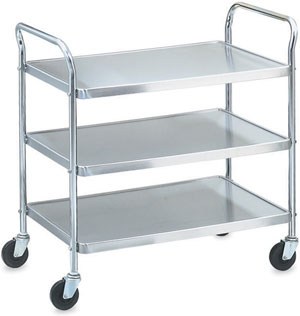 Vollrath 97106 Utility Cart