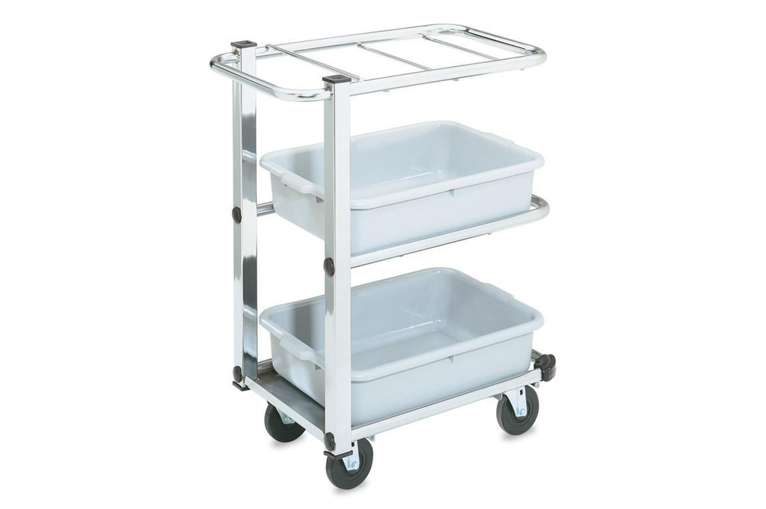 Vollrath 97186 Cantilever Bussing Cart 26-5/8& x 15-3/4& x 34-1/2&