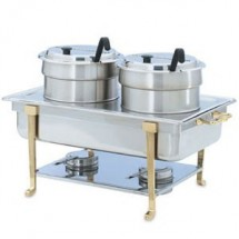 Vollrath 99880 Full Size Chafer Double Soup Buffet Accessory Kit
