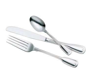 Walco 3912 Camelot Stainless Bouillon Spoon 5-3/4""
