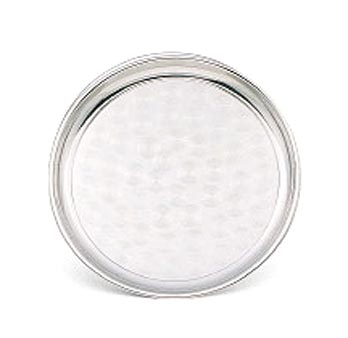 "Walco 72160 16"" Circle Center Round Serving Tray"