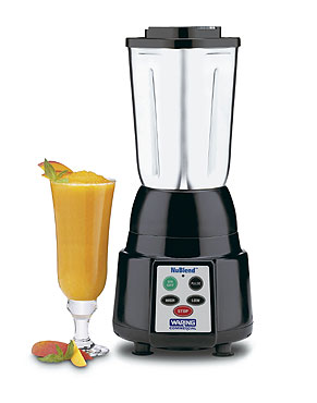 Waring BB185S 32 oz. Nublend Bar Blender with Electronic Membrane Keypad