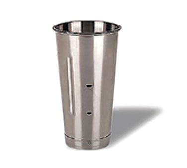 Waring CAC20 28oz. Malt Cup for Waring Drink Mixers