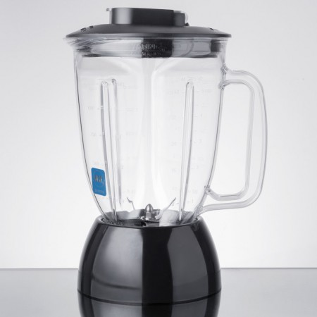 Waring CAC87 Polycarbonate Blender Container with Blade/Collar and Lid 44 oz.