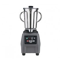 Waring CB15T Stainless Steel Food Blender with Timer 1 Gallon
