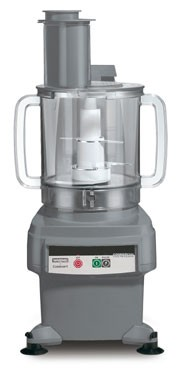 Waring FP2200 Continuous Feed Food Processor with 6 Qt. Combination Bowl Cutter Mixer