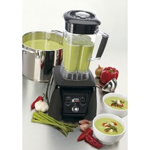 Waring MX1200XTX 64 oz. Xtreme High-Power Blender with One Piece Removable Jar Pad and Adjustable Speeds