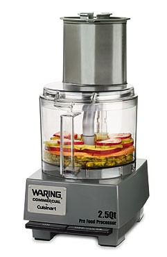 Waring WFP11S 2.5 Quart Food Processor