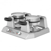 Waring WW250X Double Side-by-Side-Waffle Maker,120V 2400
