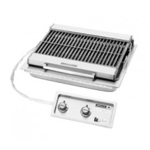 Wells-B40-208-240V-25-W-Electric-Countertop-Charbroiler