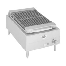 """Wells B44-208/240V 20""""W Electric Countertop Charbroiler"""