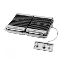 Wells-B50-208-240V-36-W-Electric-Countertop-Charbroiler