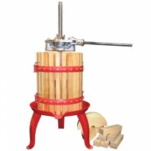 Weston 05-0101 Vintage Style Roma Fruit and Wine Press, 18 Qt.