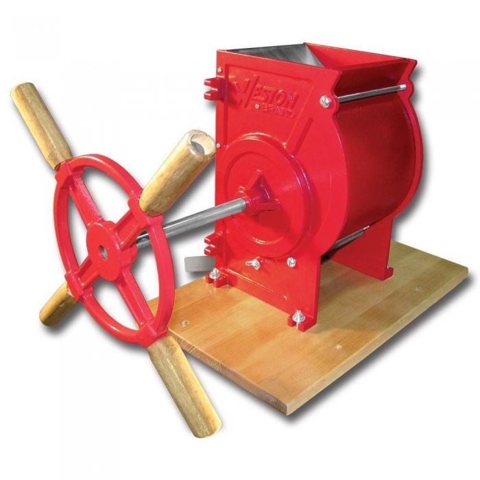 Weston 05-0201 Apple and Fruit Crusher for Roma Fruit and Wine Press
