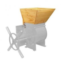 Weston 05-0301 Wooden Hopper for Roma Fruit and Wine Press