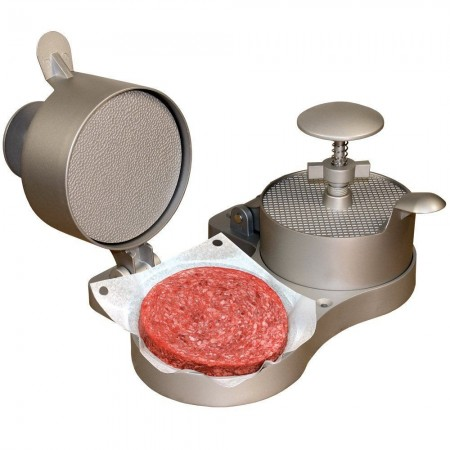 Weston 07-0701 Non-Stick Double Burger Press