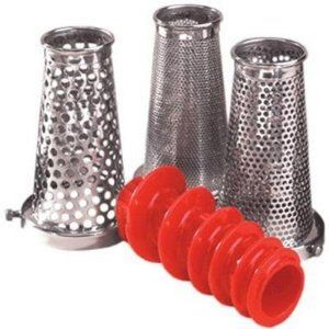 Weston 07-0858 Accessory Kit For Roma Sauce Maker and Food Strainer