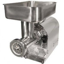 Weston 08-1201-W Number 12 Commercial Meat Grinder, 3/4 HP