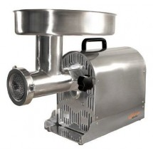 Weston 08-3201-W Number 32 Electric Commercial Grade Meat Grinder, 1.5 HP